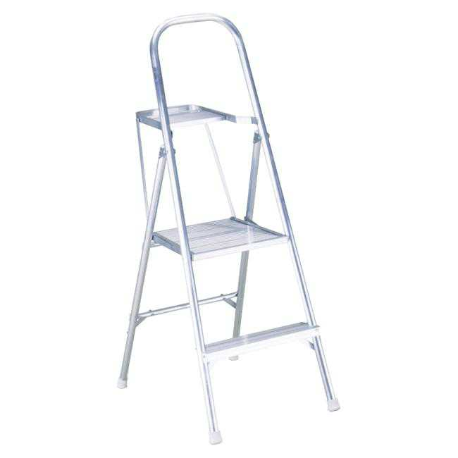 4.5 ft. Aluminum Project Step Ladder