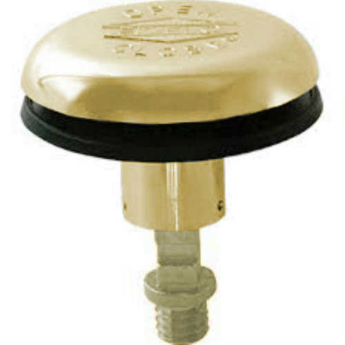 Lee Meyers Co. Rapid Fit Pop Up Stopper, Polished Brass, B-168RS-Polished Brass