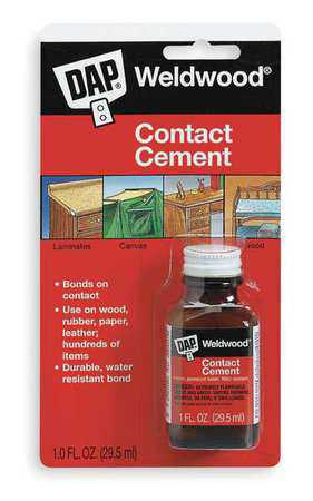 Dap 102 General Purpose Contact Cement, 1 Oz