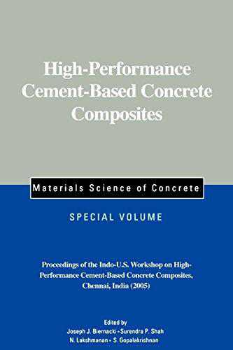 High Performance Cement-Based Concrete Composites