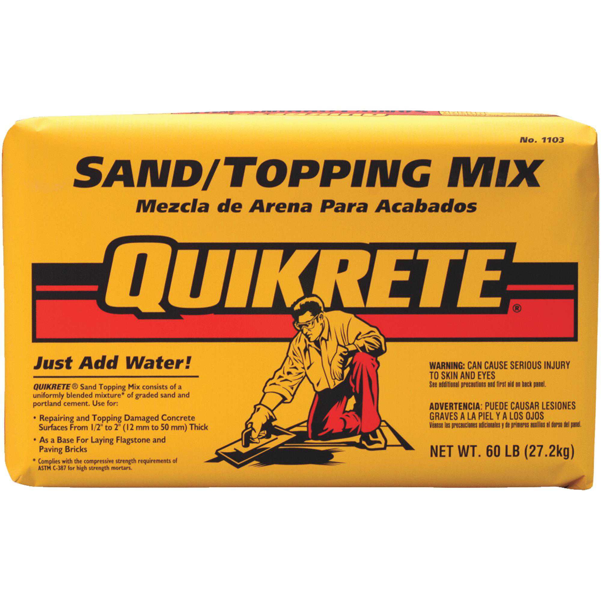 Quikrete Sand (Topping) Mix