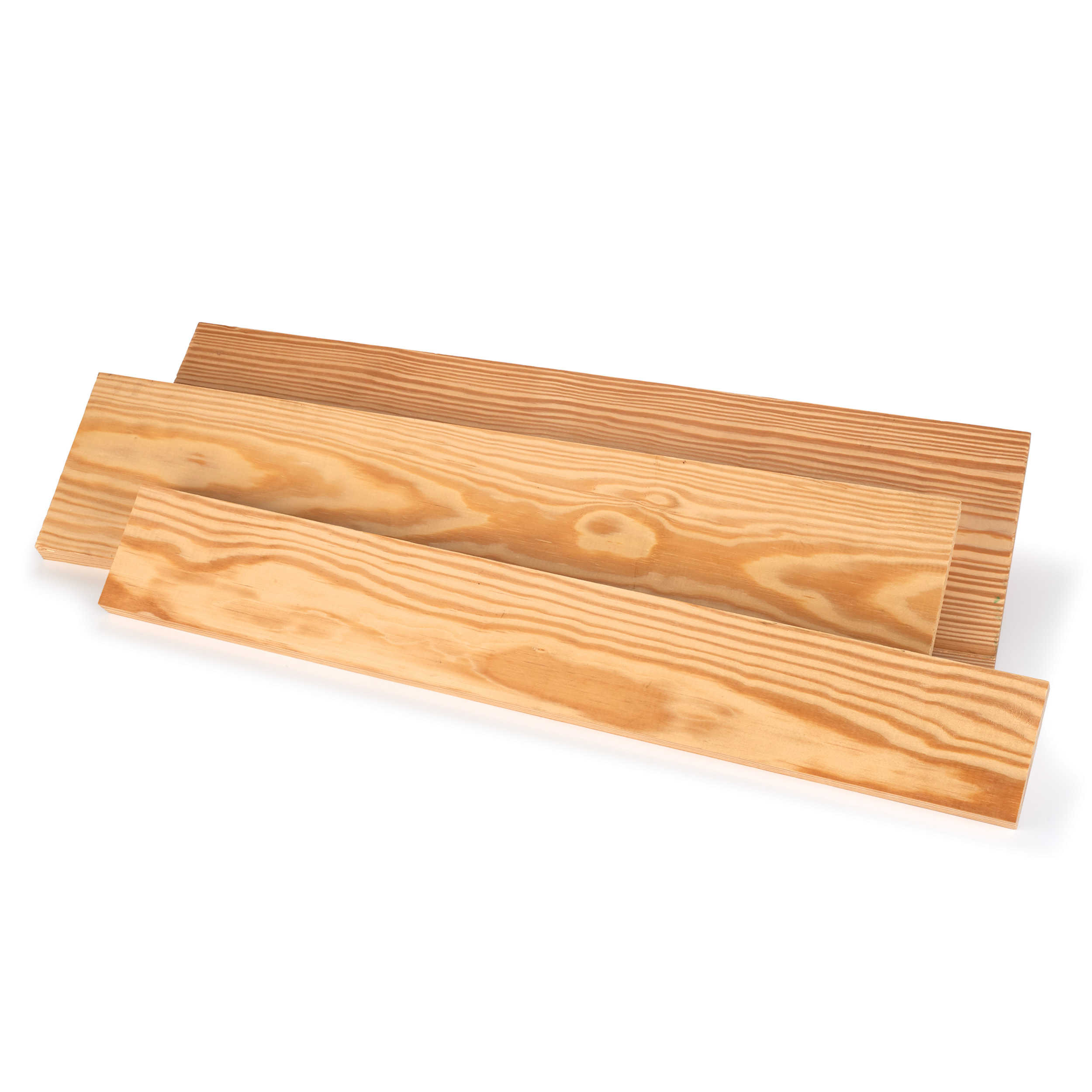 Woodcraft Woodshop Southern Yellow Pine, 3/4' x 3-1/2 x 24, Single Piece