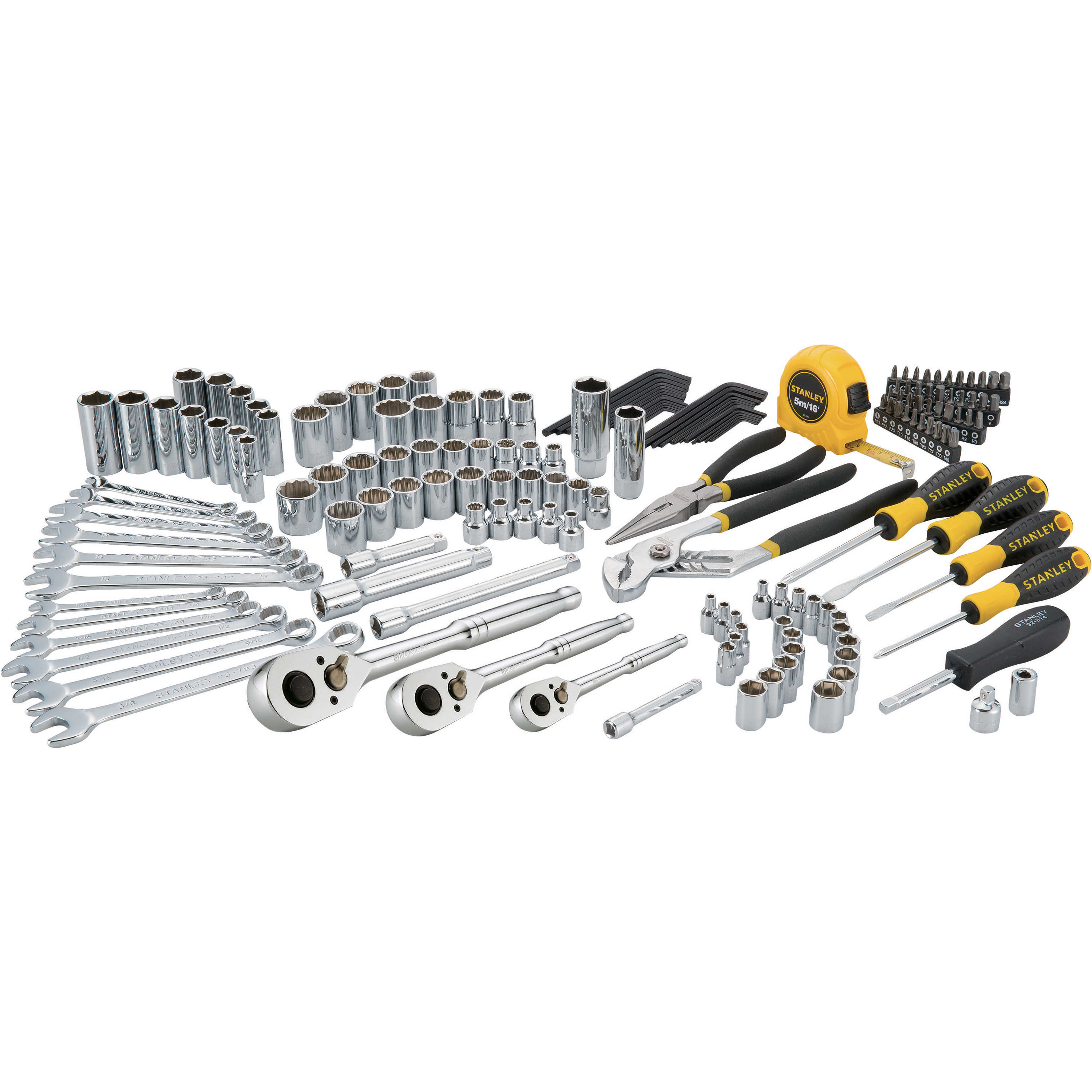 STANLEY STMT81031 170pc Mixed Tool Set