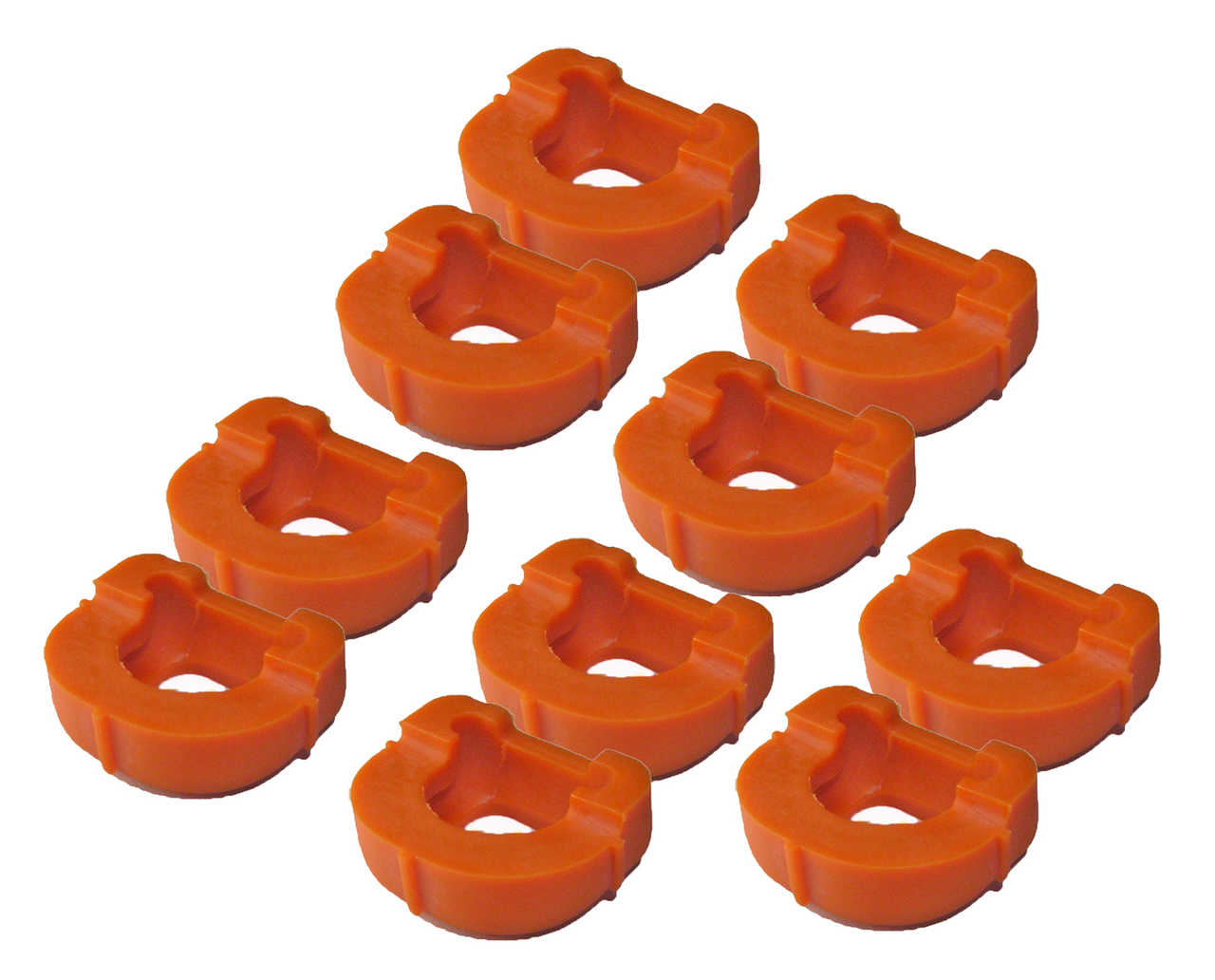 Ridgid R250SFA Nailers (10 Pack) Replacement No-Mar Pad # 079003001105-10PK