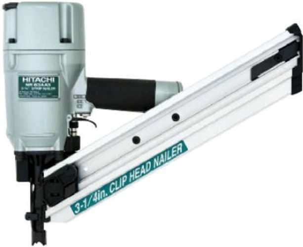 Hitachi NR83AA4 3-1/4 in. Clipped Head Paper Collated Framing Nailer