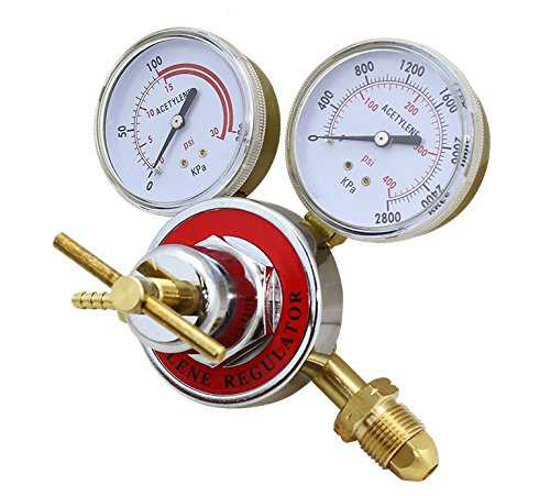 Acetylene Regulator Harris Type Large Tank Gauge Cutting Torch Regulator