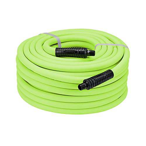 Flexzilla 1/2in. X 50ft. Yellow Air Hose with 3/8in. MNPT