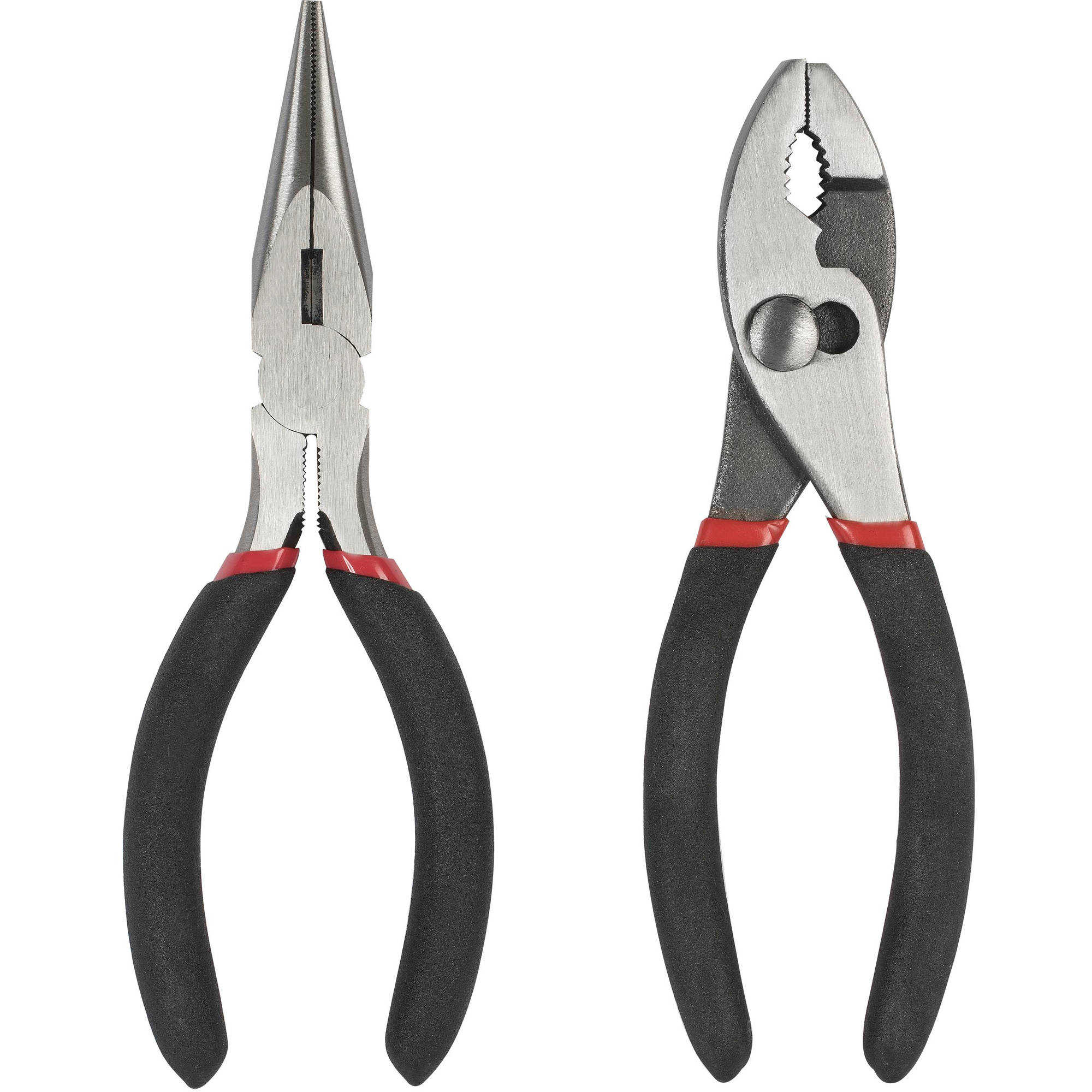 Hyper Tough 2pc Pliers Set