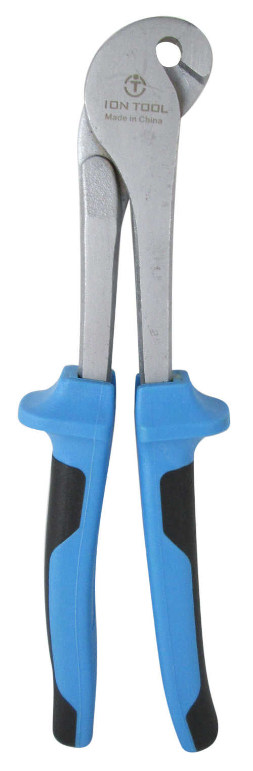 ION TOOL J-Clip Pliers, Comfort Grip 8' Long Heavy Duty, Cage Building