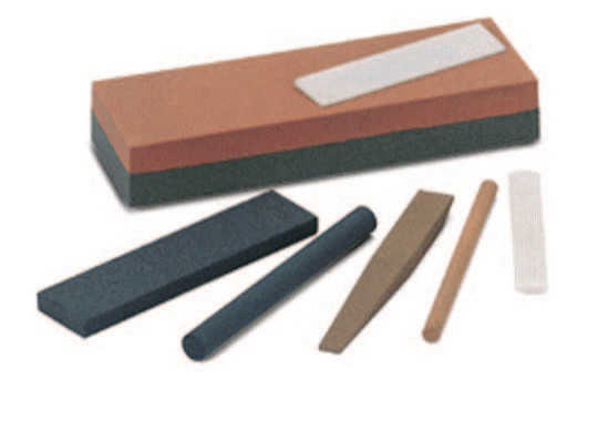 Norton Machine Knife Sharpening Stones,, 4 X 1 1/2, Coarse/Fine