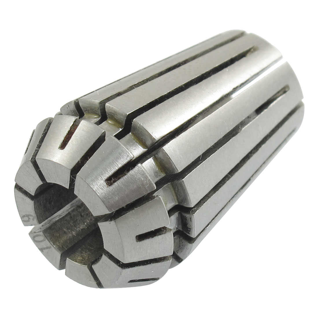 Unique Bargains 25/64' Clamping Dia. Stainless Steel Boring Spring Collet Chuck ER20-10