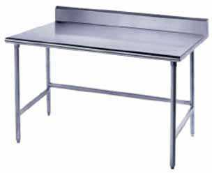 Advance Tabco Work Table 30' x 24' Wide - TKLG-240