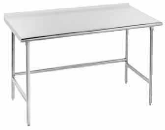 Advance Tabco Work Table 30' x 30' Wide - TFSS-300