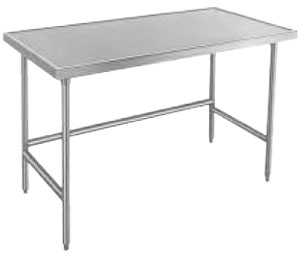 Advance Tabco Work Table 48' x 24' Wide - TVLG-244
