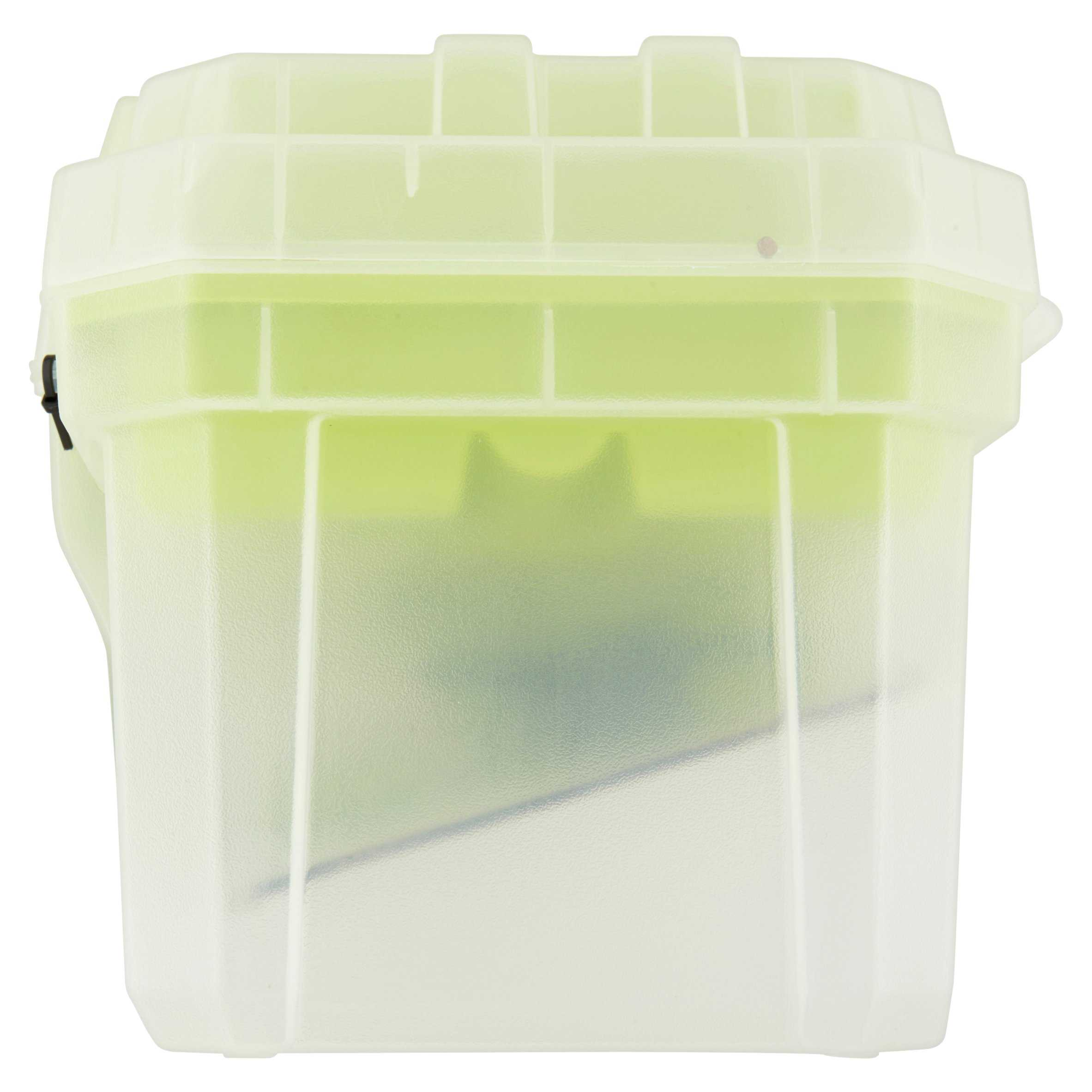 Tactix 16' Green Tool Box with Tools